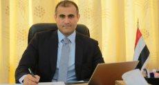محمد الحضرمي وزير الخارجية اليمنى