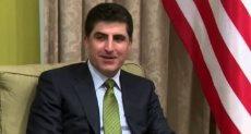 نيجيرفان برزانى رئيس إقليم كردستان العراق