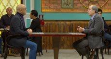 هشام سليم مع أشرف عبد الباقي