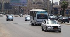 سيولة مرورية بشوارع العاصمة