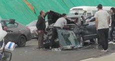 جانب من الحادث