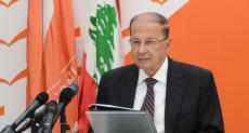 ميشال عون الرئيس اللبناني