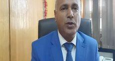 الدكتور عبد الناصر حميدة وكيل وزارة الصحة بمحافظة بنى سويف