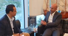 """المهندس ياسر شاكر الرئيس التنفيذي لشركة أورنج مصر في حواره مع """"دوت مصر"""""""