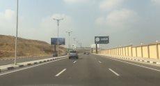 حركة المرور بالقاهرة الجديدة