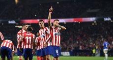 مباراة برشلونة اتلتيكو مدريد