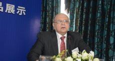 مصطفى إبراهيم نائب رئيس لجنة تنمية العلاقات المصرية الصينية