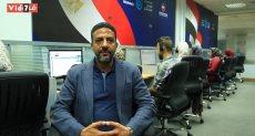 الدكتور أحمد السبكى مدير مشروع التأمين الصحى