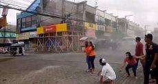 زلزال عنيف فى الفلبين