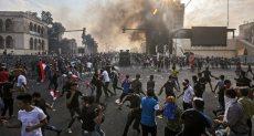 احتجاجات العراق- ارشيفيه