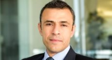 كريم عوض الرئيس التنفيذى للمجموعة المالية هيرميس