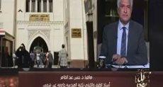 الدكتور حسن عبد الظاهر أستاذ الطرق والكبارى بكلية الهندسة جامعة عين شمس