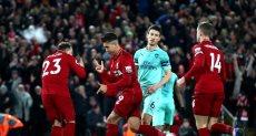 ليفربول ضد آرسنال