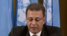 أحمد الكزبري، رئيس وفد الحكومة السورية المشارك باللجنة الدستورية