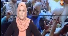 مذيعة الإخوان