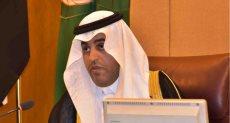 الدكتور مشعل السلمى، رئيس البرلمان العربى
