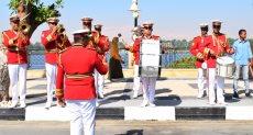 نائب محافظ الأقصر يفتتح أعمال تجديد كورنيش النيل