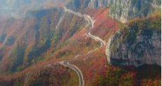 الخريف بأبهى حلله فى الصين