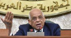 علي عبد العال رئيس البرلمان
