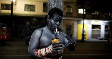 احتفالات الزومبى فى ساوباولو بالبرازيل