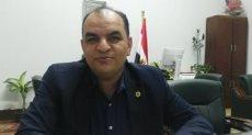 الدكتور أحمد العطار رئيس الإدارة المركزية للحجر الزراعى