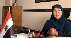 آمال زيدان ،مدير فرع جهاز تنمية المشروعات الصغيرة والمتوسطة بشمال سيناء