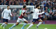 أستون فيلا ضد ليفربول