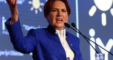 رئيسة حزب الخير التركى المعارض، ميرال أكشنار