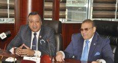 صورة وتعليق: حسن راتب رئيساً لشركة الأسمنت الأسبانية المصرية