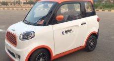 السيارة الكهربائية