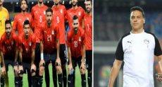 حسام البدرى المدير الفنى لمنتخب مصر