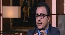 الدكتور حسن محمد مدير مرصد الفتاوى والآراء المتشددة فى الأزهر