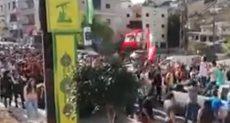 مظاهرات طلاب لبنان