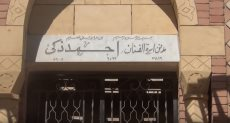 مدفن هيثم احمد زكي