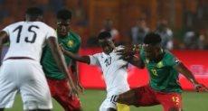 من مباراة الكاميرون وغانا