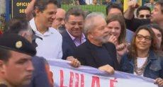 الرئيس البرازيلى الأسبق