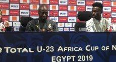 مدرب منتخب غانا الأولمبى