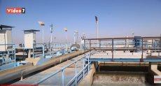 محطة مياه العاشر من رمضان