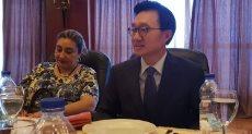 سفير كوريا الجنوبية بمصر