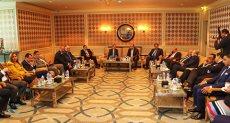 مؤتمر قمه مصر الاقتصاديه