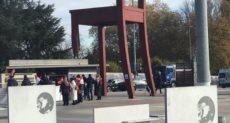 فشل مظاهرة الإخوان في جنيف