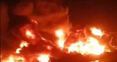 حريق البحيرة - إيتاى البارود