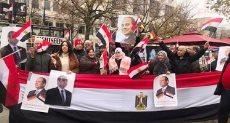 الجالية المصرية فى برلين