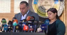 ممثلو الإدارة الذاتية للأكراد في سوريا