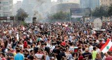 مظاهرات لبنان - أرشيفية
