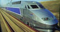 قطار مكهرب - أرشيفية