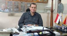 أحمد جابر رئيس غرفة الطباعة