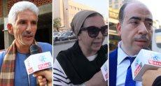 لمصريون يتحدثون عن شائعات الإخوان