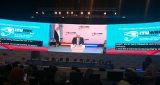 الدكتور عمرو طلعت رئيس المؤتمر العالمي للاتصالات الراديوية