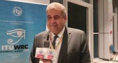 المهندس مصطفى عبد الواحد القائم بأعمال رئيس جهاز تنظيم الاتصالات